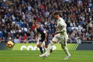 Sergio Ramos's panenka kick
