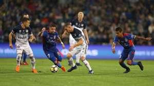 Newcastle Jets v Melbourne Victory