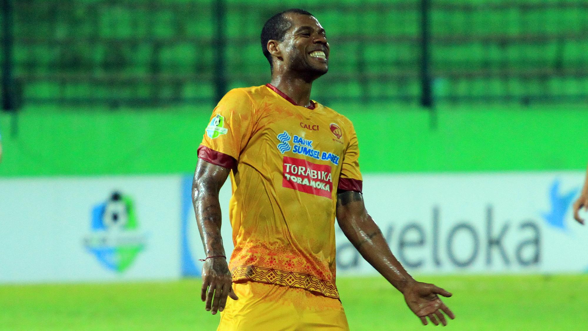 Hilton Moreira - Sriwijaya FC