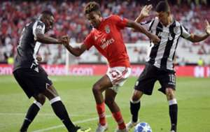 Benfica PAOK