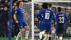 FC Chelsea Tottenham Carabao
