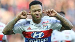 Memphis Depay Nice Lyon Ligue 1 26112017