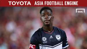 Leroy George Melbourne Victory