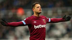 Javier Hernandez West Ham Newcastle