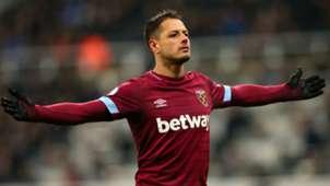 Javier Hernandez West Ham Newcastle