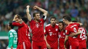Thomas Müller Werder Bremen FC Bayern München DFB-Pokal 24042019