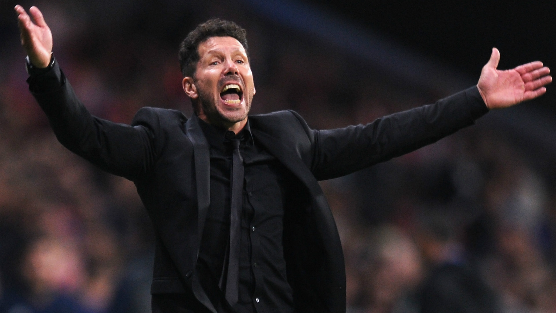 Diego Simeone Atletico Madrid 2017