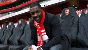 Idris Elba Arsenal