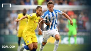 Huddersfield Chelsea 2018