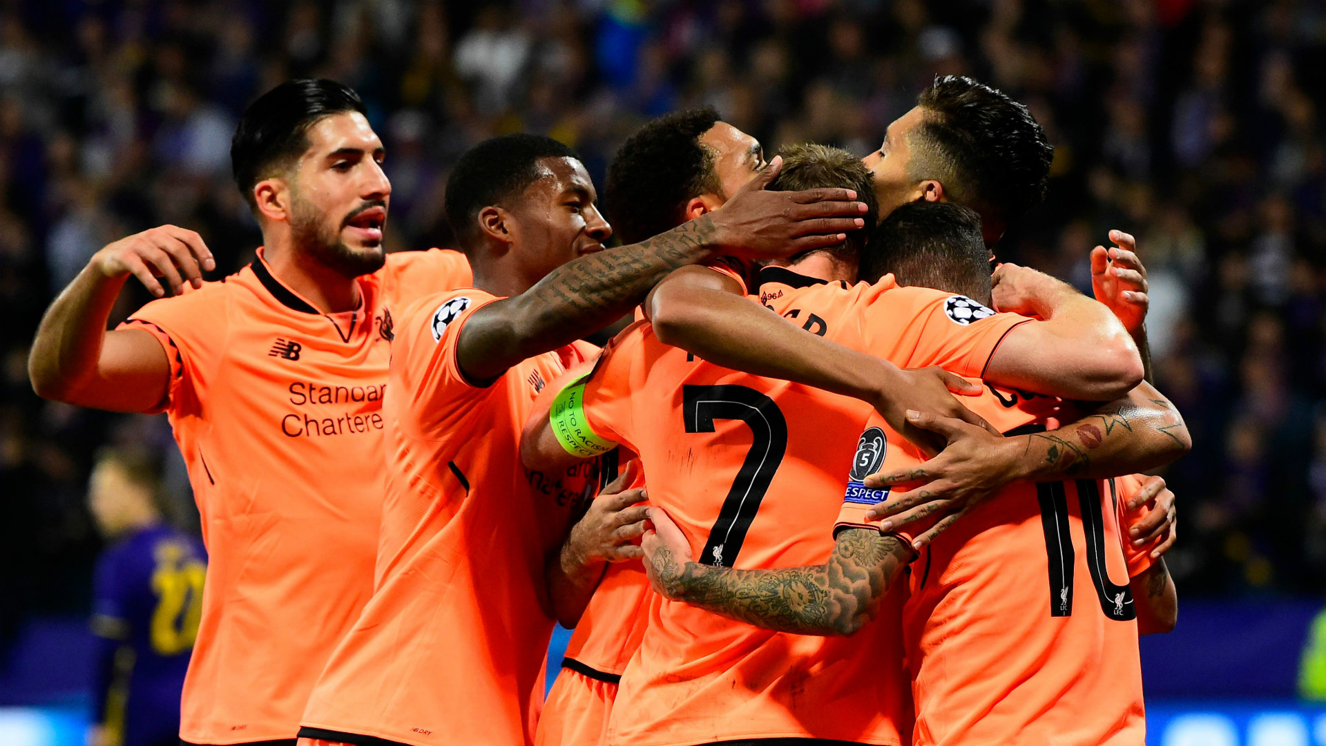 Liverpool Maribor 17102017
