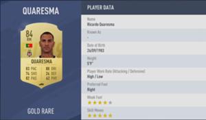 Ricardo Quaresma | FIFA 19