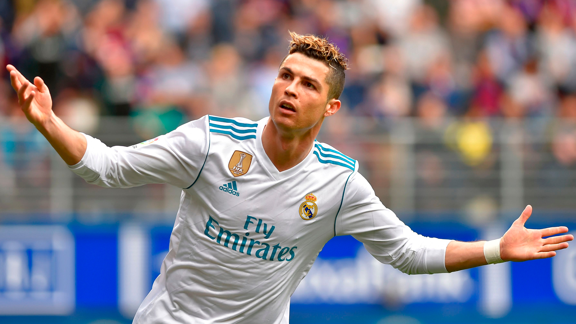 Real Madrid Saviour Cristiano Ronaldo Is From Another Galaxy Says Zidane Goal Com