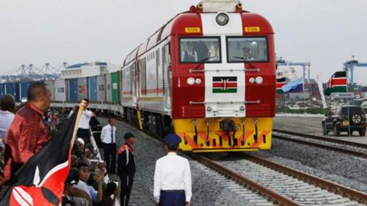 SGR train