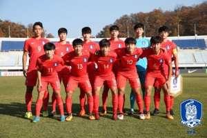 Korea U-19 Team