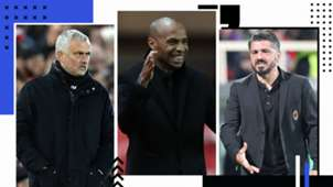 Trainer Template Mourinho Gattuso Henry