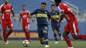 Zarate Boca Independiente Medellin Amistoso Pretemporada 2018
