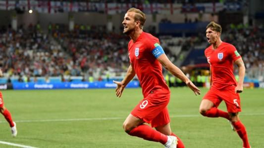 Harry Kane England Tunisia World Cup 180618