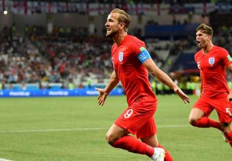 Kane erlöst England in der Nachspielzeit