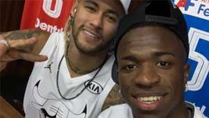 Vinicius Junior Neymar 26122018