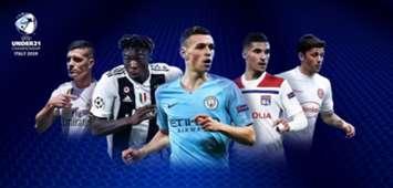 U21 Európa bajnokság