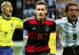 Segnare caterve di goal in una sola edizione, o magari in diverse: alcuni giocatori ci sono riusciti. Quali sono i capocannonieri all-time nella storia del Mondiale?