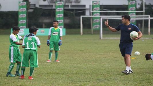Milo Football Camp