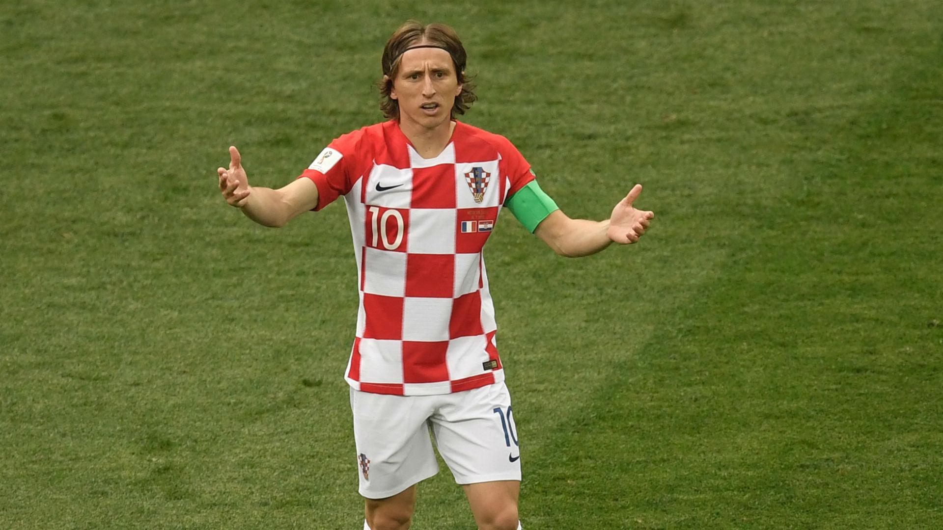 finest selection 1b3dd a9b85 Video: Luka Modric - Golden Ball Winner | Goal.com