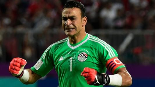 4ca22edb20 Goleiro do Egito pode se tornar o mais velho a disputar uma Copa do Mundo