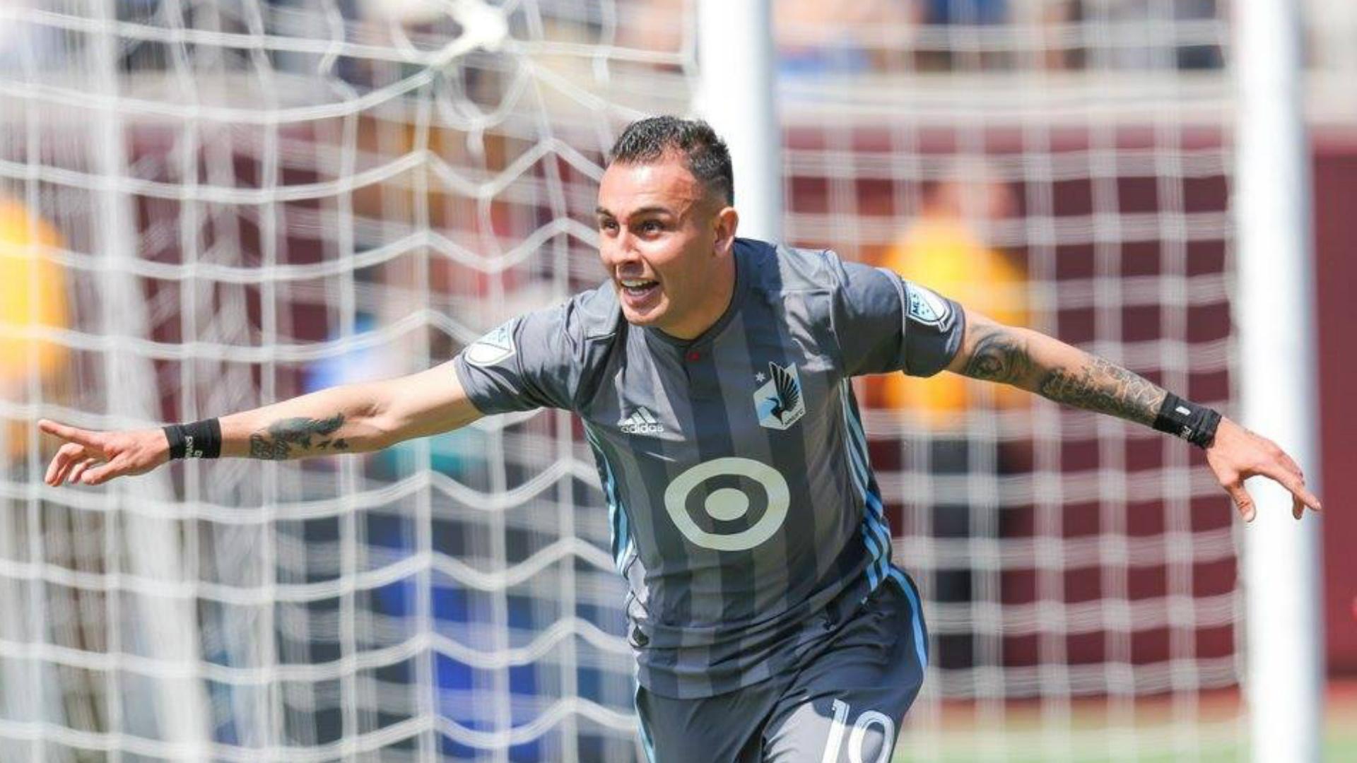 Miguel Ibarra MLS Minnesota United 11062018