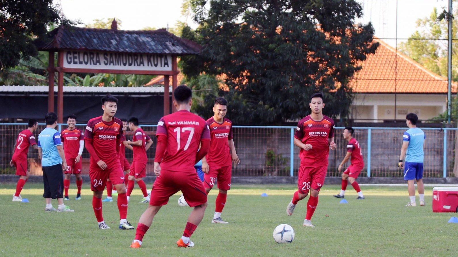 Vietnamese National Football Team | Training Session | 12 October 2019