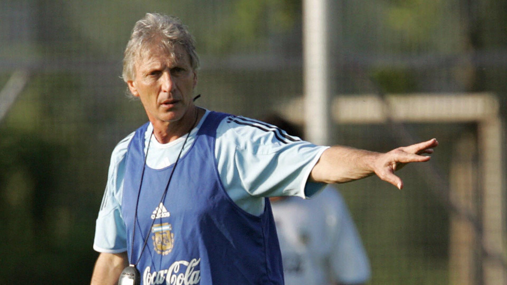 Jose Pekerman Argentina 2006