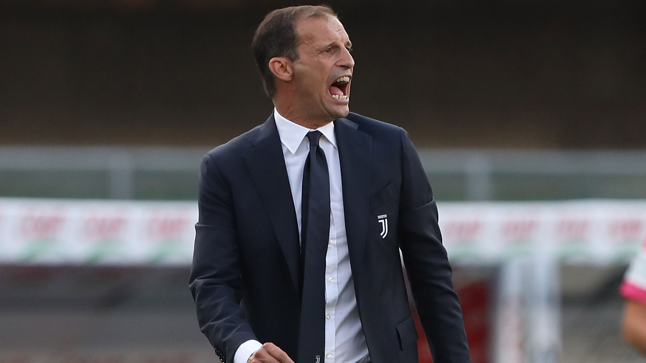 Allegri Chievo Juventus