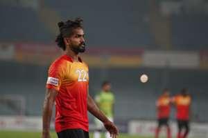 Jobby Justin East Bengal Gokulam Kerala I-League