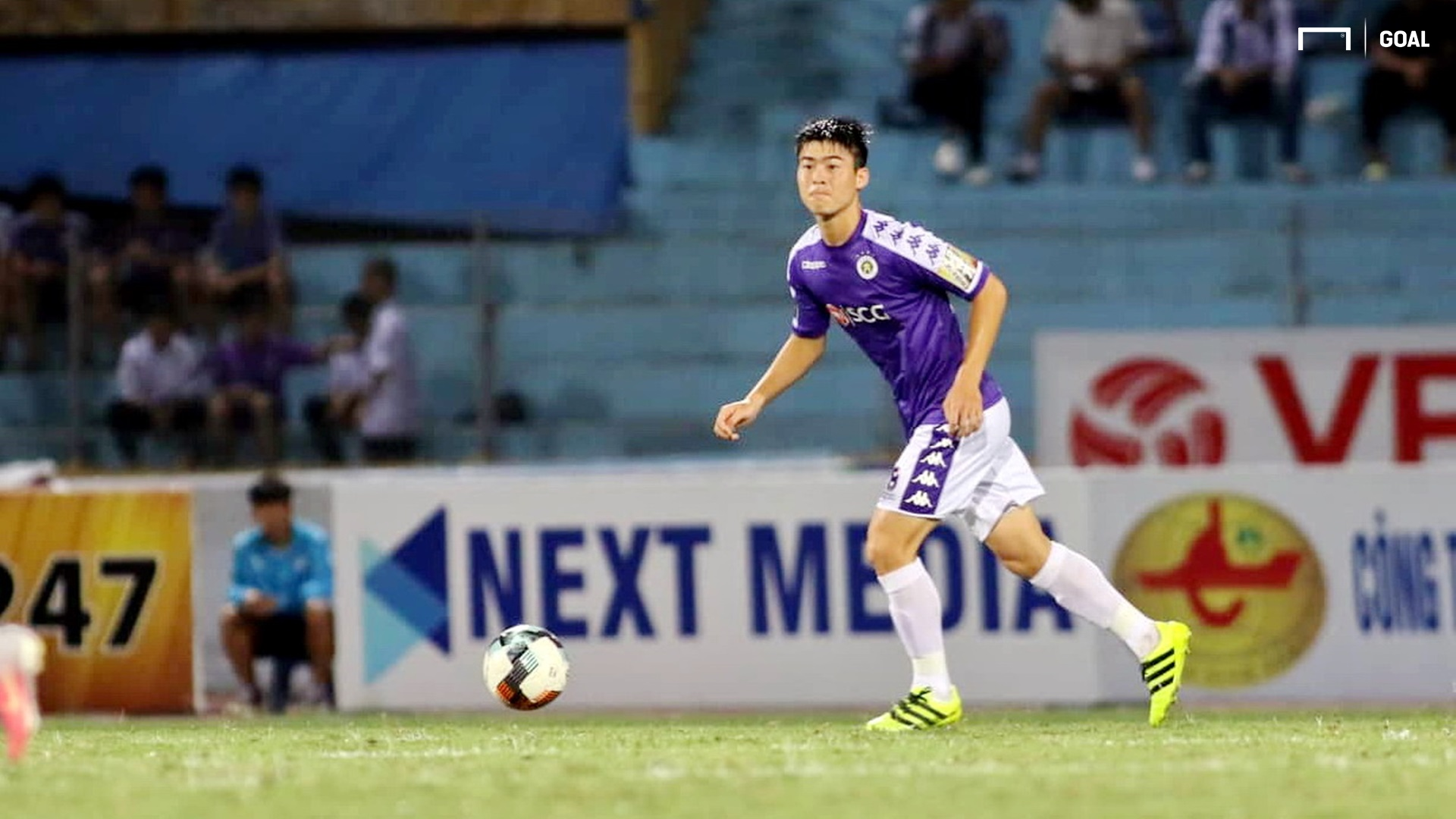Do Duy Manh Hanoi vs Ho Chi Minh City V.League 2019