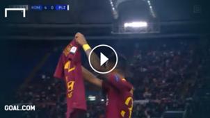 GFX Justin Kluivert Roma Abdelhak Nouri
