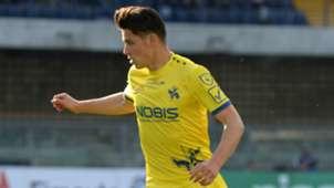 Mariusz Stepinski, Chievo, Serie A, 14042018