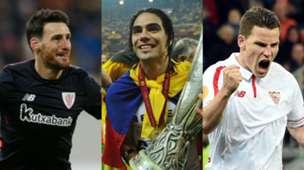 Collage Europa League GFX