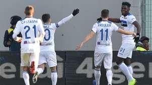 Duvan Zapata Atalanta Sassuolo Serie A 2018