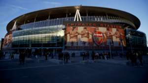 Emirates Stadium Arsenal 11032018