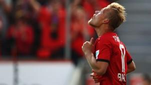 Joel Pohjanpalo Bayer Leverkusen