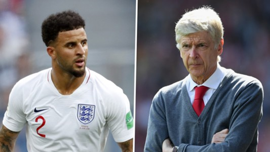 Kyle Walker, Arsene Wenger