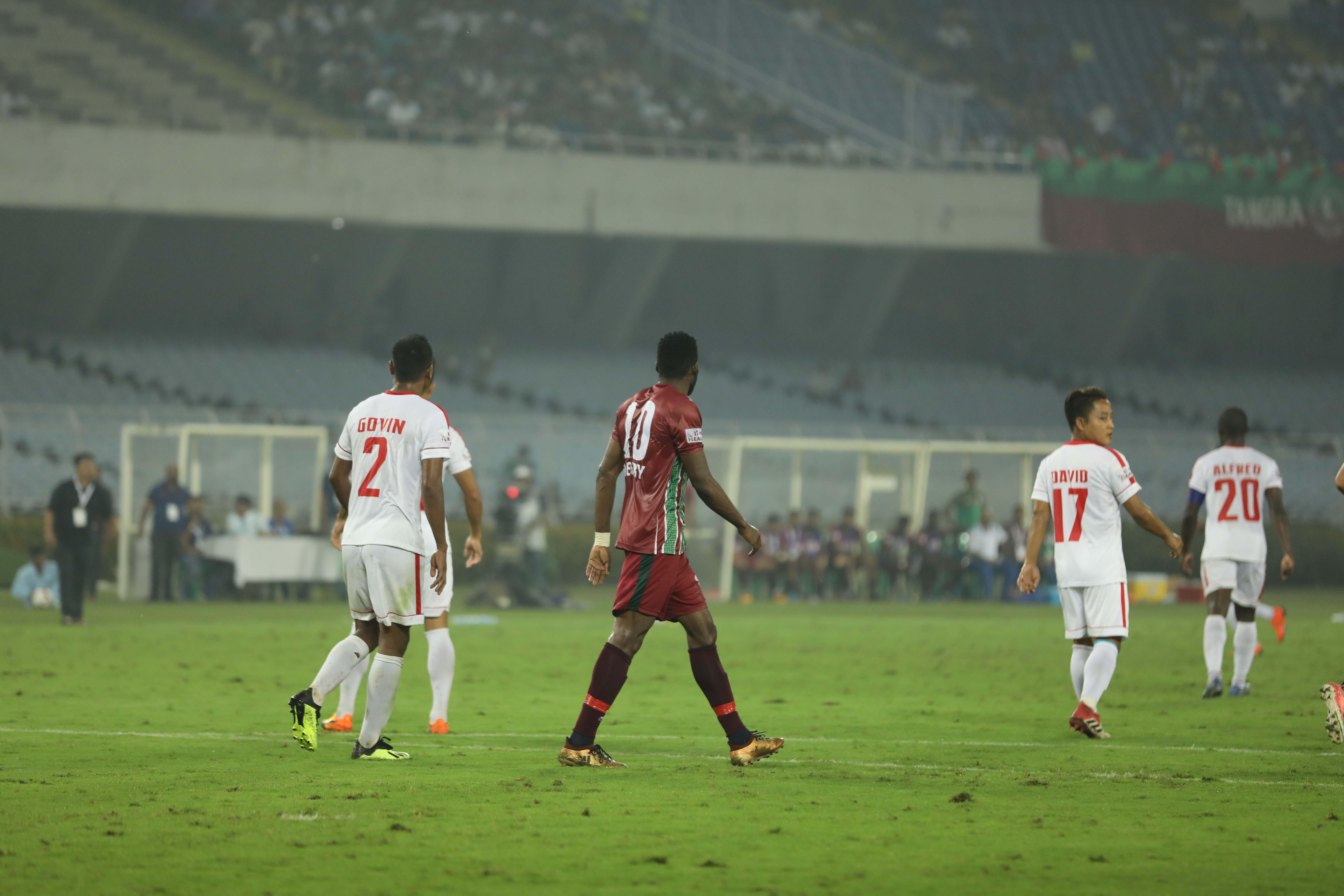 Mohun Bagan Aizawl FC I-League 2018-19