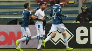 Petagna goal Spal Parma