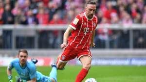 Franck Ribery Bayern 10032018
