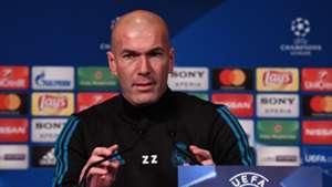 Zinedine Zidane 05032018