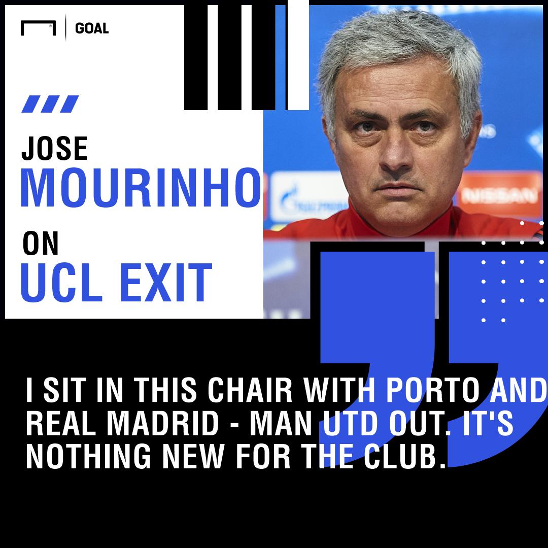 Jose Mourinho quote Manchester United