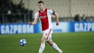 Matthijs de Ligt Ajax 11272018
