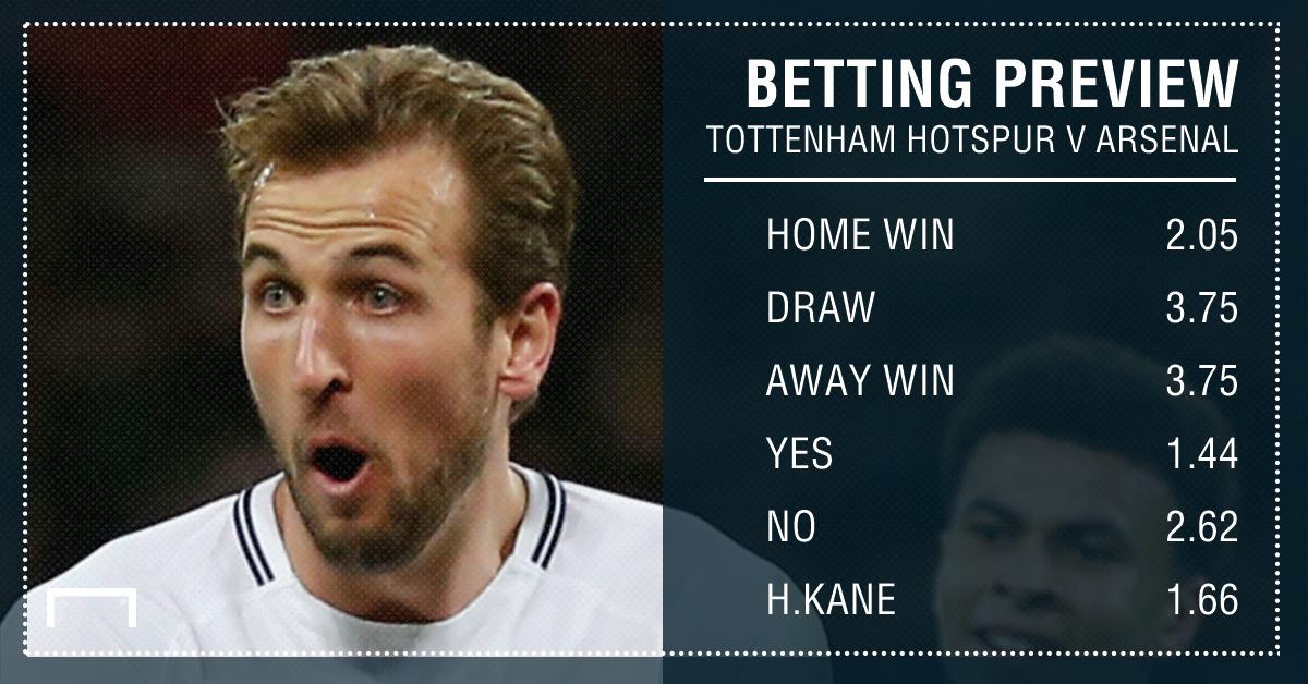 Tottenham Arsenal PS