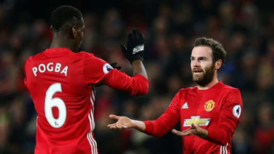 Pogba is a fantastic player despite being dropped - Mata