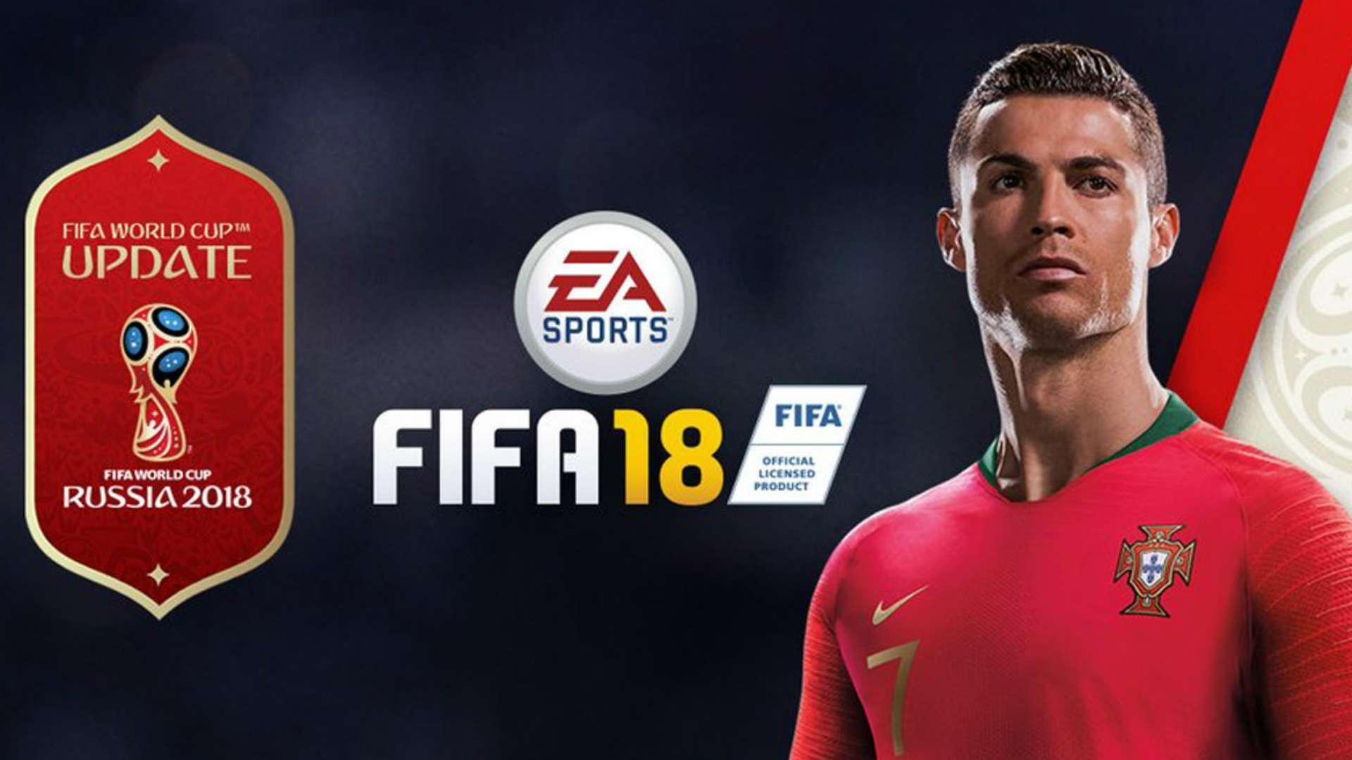 download fifa 18 original game